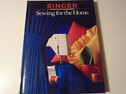1984 Singer Reference Library Sewing For The Home Drapery Bedding Tables Seams