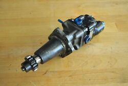 Lycoming Pesco Hydraulic Pump Body W/ Adapter And Drive Gear 012023-015-01 71675