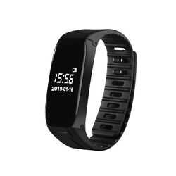 Wearable Wristband Watch Recorder Audio Recording Usb2.0 Supports Loop Function