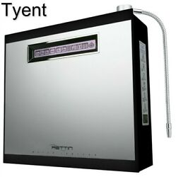 Tyent Mmp-11 Turbo Water Ionizer 11 Electrode Plates Black And Stainless Steel