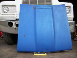 1970 Plymouth Roadrunner Oem Factory 383 Hood 70 Gtx B5 440 Non Air Grabber