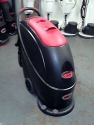 Viper As430b 17 Inch Battery Powered Self Contained Floor Scrubber Drier Cleaner