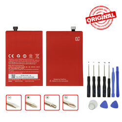 OEM Genuine Internal Replacement Battery BLP597 3200mAh for OnePlus Two 2 tool A
