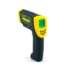 Digital Non-contact Infrared Thermometer Ir Thermometer Ar892+ Range 200c2200c