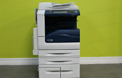 Xerox Workcentre 7855 Laser Color Bw Printer Scanner Copier 55ppm A3 Mfp 7845