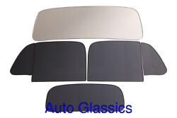 1948 1949 1950 Ford Pickup Truck Cabover F-1 Auto Glass New Replacement Windows