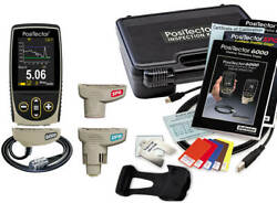Defelsko Kitfns3 Positector Inspection Kit Advanced 6000-fns Dpm And Spg Probes