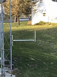 Heavy Duty Tower Side Arm Stand Off Antenna Mount Fits Rohn And Many Others