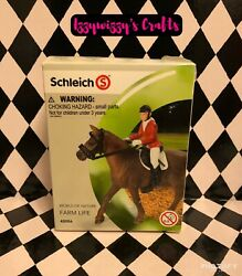 Schleich Farm Life Show Jumping Set 42056 New Toy Horse Accessories Rider