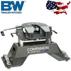 Bandw Trailer Hitches Rvk3300 Companion 5th Wheel Fits Pucks In Ford Truck Bed