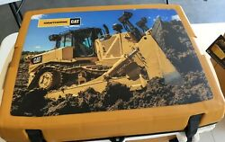 Cat 27 Qt Caterpillar Cooler In Yellow Limited Edition Rare Free Shipping New
