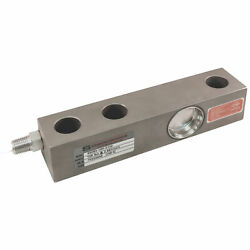 Sensortronics Stainless Steel, Welded Seal Shear Beam Load Cell 65083