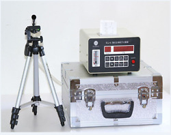 Portable Led Display Laser Dust Particle Counter With Printing Function Pm2.5 T
