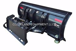 108 Ffc 5700 Snow Plow Attachment John Deere Skid-steer Loader Angle Blade 9and039