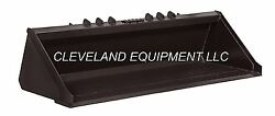 New 78 Xhd Low Profile Bucket Severe Duty Skid Steer Track Loader Attachment Nr