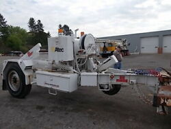 ALTEC CABLE PULLER REEL TRAILER