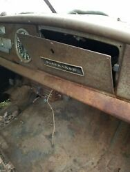 1950 Hudson Pacemaker Glove Box Door
