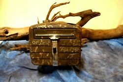 Ha-dees Car Heater Unit Antique Old Automotive Truck Car Bus 1920and039s 1930and039s Usa