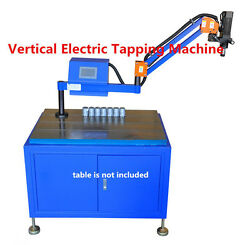 220v Flexible Electric Tapping Machine Arm Vertical Type M3-m12 1200mm T