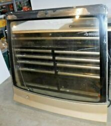 1984 Nissan 300zx Rear Hatch-nice Solid Piece To Work With-original Paint-bus 1