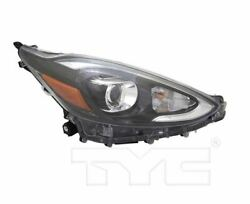 Tyc Nsf Right Side Led Headlight For Toyota Prius C 2018-2019 Model