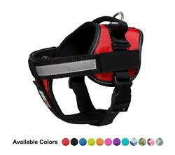 Dogline Unimax Multi-Purpose Vest Harness for Dogs and 2 Large (28