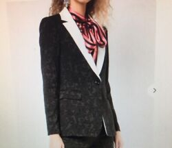 Alice Olivia Macey Fitted Blazer,new,size10,orig. Price495