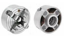 Bison-bial 16 4-jaw Independent Semi-steel Indepnedent Lathe Chuck W/l1 Mount