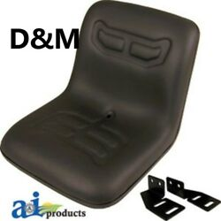 To Fit Ford Case Ih Massey Yanmar White Oliver Tractor Seat