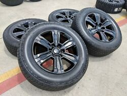 20 Ford F-150 Expedition Oem Black Rims Wheels 10004 2018 2019 2020 2021 New