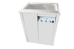 120L Large industry Ultrasonic cleaner with timer and heated mould parts jewelry