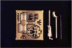 Mini World 7226 Browning 1919 Cal.30 For Mount 1/72 Scale Model Kit