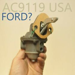 Ac9119 Fuel Pump Maybe Ford Antique Vintage Classic Domestic Automotive Usa