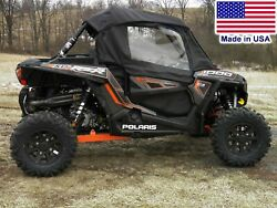 Polaris Rzr 1000 Enclosure For Existing Windshield - Doors, Roof, And Rear Window