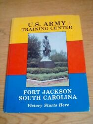 1989 Us Army Training Center Fort Jackson Yearbook 1st Brig. 104th Division