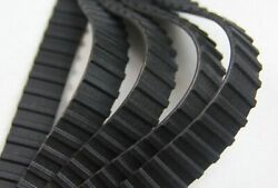 Htd 8m Timing Belt 8mm Pitch-15 To 50mm Wide-2000mm To 3048mm Long [capt2011]
