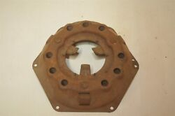 Old Clutch Pressure Plate Vintage Antique Domestic Usa Auto Part Nos Or Used