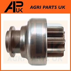 Starter Motor Drive Pinion For Ford New Holland 2300 2310 2600 2610 2810 Tractor