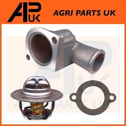 Ford New Holland 3100 3110 3120 3150 Tractor 88 C Thermostat + Housing And Gasket