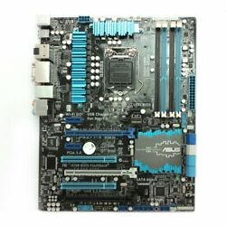 For Asus Pro 1155-pin Ddr3 Supports 2500k Overclocking Game Motherboard P8z77-v