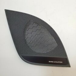 2018 Audi Q5 Right Bang And Olufsen Dash Speaker Cover Black Grille Grill Trim Oem