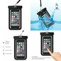 Universal Beach Waterproof Pouch Case Smartphone Iphone Android Samsung Cover $55.11