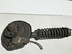 240z 260z 280z Complete Front Left Strut Housing W/ Rotor And Caliper.  —t2—- 5