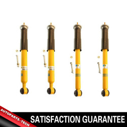 4pcs Bilstein Front And Rear Pairs B8 Shock Strut Absorber For Mercedes-benz 400se
