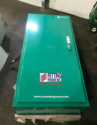 New 600 Amp Cummins Service Entrance Rated Automatic Transfer Switch OTECSEC