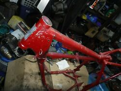 Can Am 1986 200 Ase Rotax Bombardier Main Frame Chassis