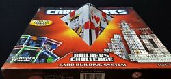 Card Works Builders Challenge Card Building System By Blip From 2007 - New