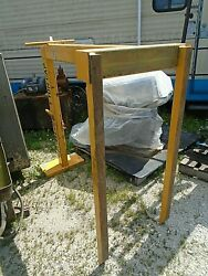 Caldwell-fixed Fork Pallet Lifter-model 90-1-48