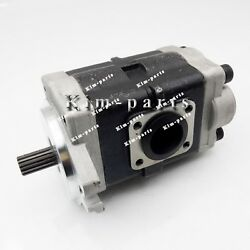 New Hydraulic Oil Pressure Pump Assy 3c001-82202 For Kubota M704 Tractor
