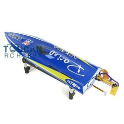 Dt Rc Boat H750 Electric Motor Brushless Prevent Capsize Pnp W/esc Water Cooling